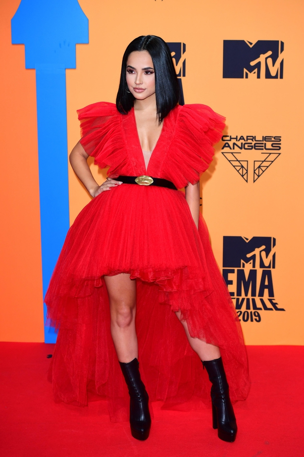MTV Europe Music Awards 2019 – Arrivals – Seville