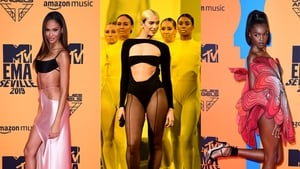 The most daring outfits of the EMAs