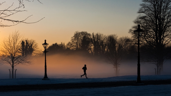 Don't be caught out on those winter runs.