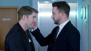 Will talks himself out of trouble with Cristiano on Fair City