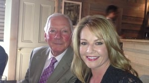 Claire Byrne says she learnt many lessons from Gay Byrne