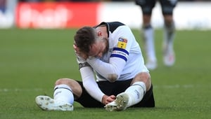 Richard Keogh made 356 appearances for the Rams