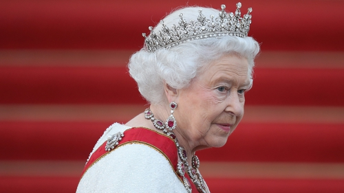 A royal expert in wearing sparkly things. Photo: Getty