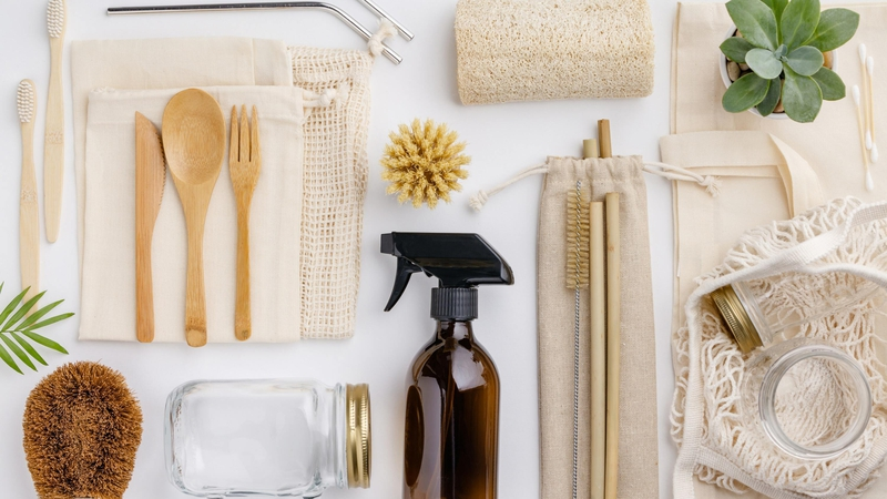 Being greener has never been easier. Claire Spreadbury reveals how to help protect the planet by using less plastic and recycling more.