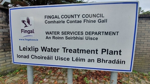 Issues are in the older treatment plant at Leixlip where upgrading and remedial work has begun