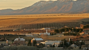 The Colonia Juarez settlement in Chihuahua, Mexico was founded by Mormon missionaries, including ancestors of Mitt Romney