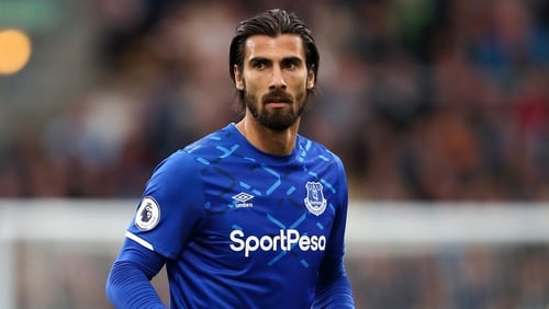 Andre Gomes suffered a fractured dislocation of his ankle against Spurs