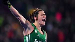 """Roisin Upton: """"I'm not too sure exactly when, but adrenaline just takes over and I just kept going."""""""