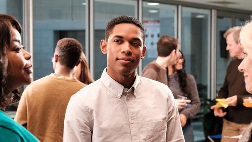 Kelvin Harrison Jr. is astounding as Luce
