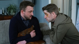 Will continues to manipulate Cristiano and all around him on Fair City
