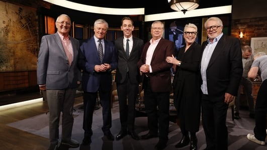 Late Late celebrates Gay Byrne with 'really special' show