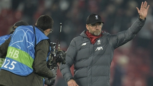 Jurgen Klopp: 'We are first in the table but we want to be first after the last matchday'