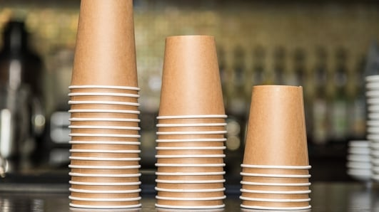 New levies proposed on disposable cups and plastic bags