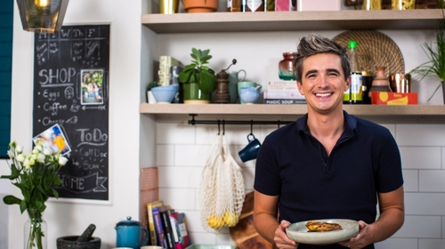 Donal Skehan returns to RTÉ One tonight with Donal's Super Food in Minutes.