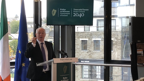 Michael Ring described the fund as 'a game changer for rural Ireland'