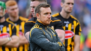 Richie Hogan after the 2019 All-Ireland hurling final