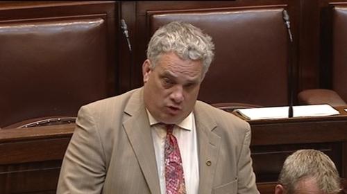 RTÉ News understands that Sinn Féin's Aengus Ó Snodaigh will become the new chair