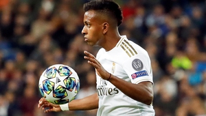 Rodrygo scored after four minutes