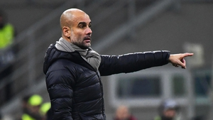 Pep Guardiola's champions trail Liverpool by 11 points