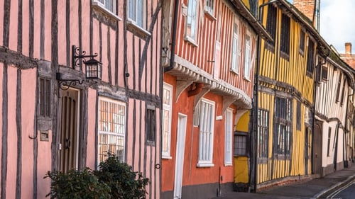 You could have a magical stay in Lavenham. Photo: Getty