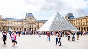You can enjoy these pieces without having to battle through throngs of tourists.