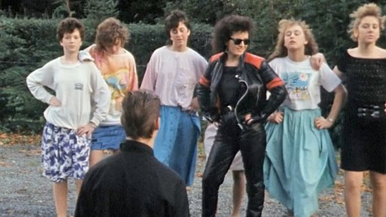 Grease production in Blackwater (1989)