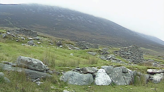 Achill Ghost Village