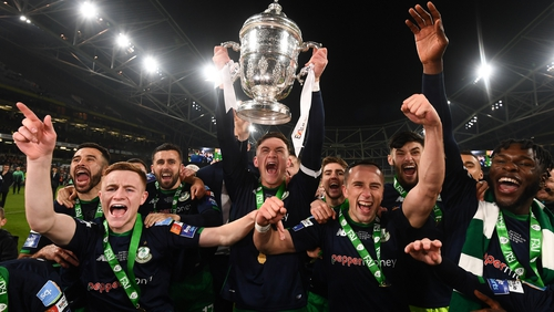 Shamrock Rovers won the 2019 FAI Cup