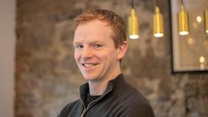 Mike Treanor, founder of Mullan Lighting