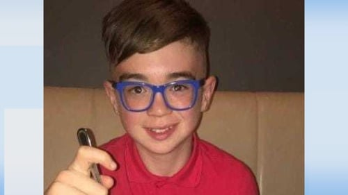 Brooklyn Colbert's body was found in a house in Limerick last Sunday