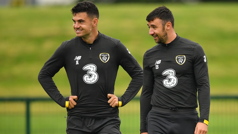 Egan and Stevens set to be rewarded for Blades form
