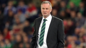 Stoke have seen an improvement in results under Michael O'Neill