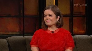 Sinéad Burke on The Late Late Show