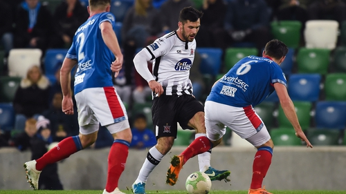 Dundalk and Linfield could face each other on a more regular basis in an All-Island League