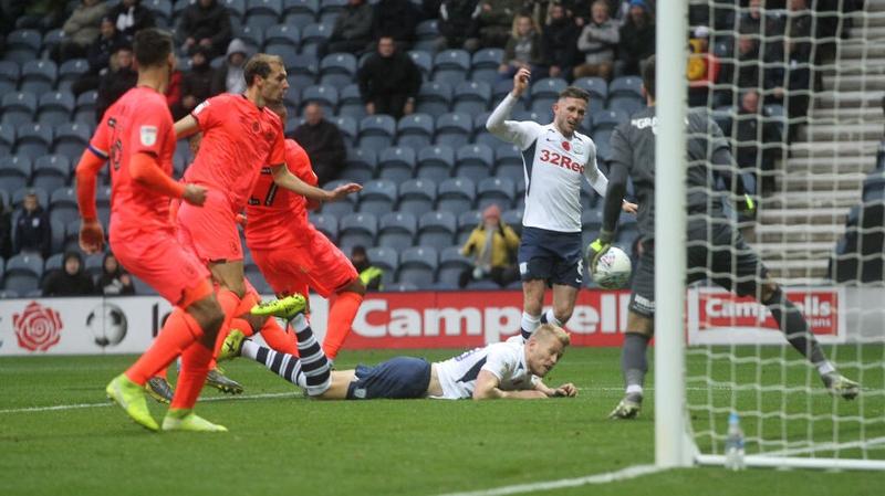 Championship wrap: Browne goal helps Preston remain 2nd