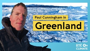 Paul returned to Greenland for the first time since 2006