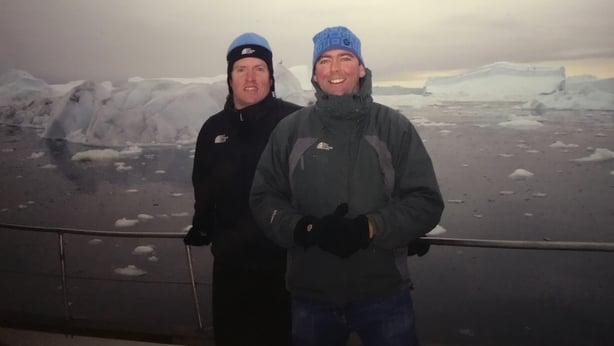 Paul Cunningham and Magnus Kelly 2006