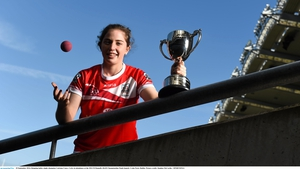 Catriona Casey secured another prestigious title Stateside