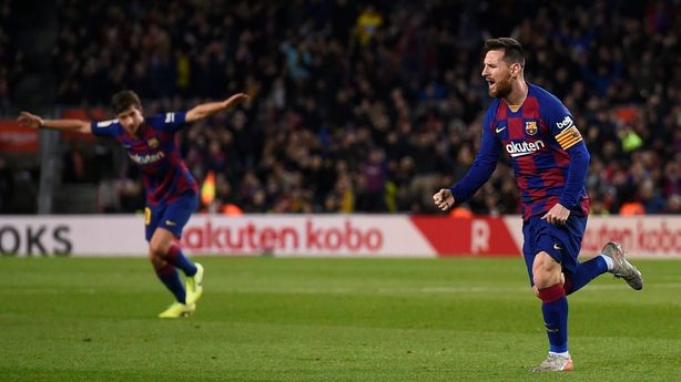 Messi gives set-piece masterclass as Barca outclass Celta