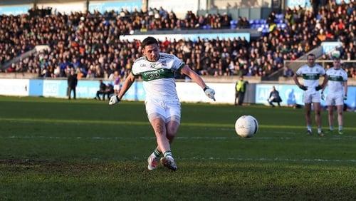 Craig Rogers struck the winning penalty