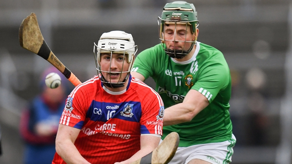 Eanna Burke sent over the final point of the game