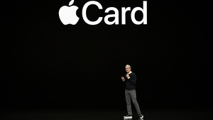 Apple started offering the Apple Card, issued by banking giant Goldman Sachs, in March