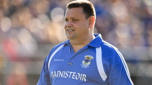 St Patrick's manager Casey O'Brien