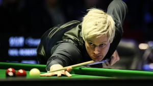 Neil Robertson looked down and out in Coventry before winning a remarkable 18th frame