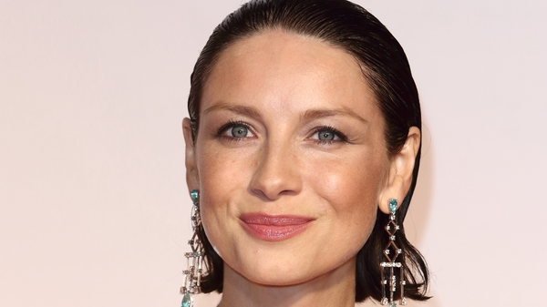Caitriona Balfe's TV show nabs prize