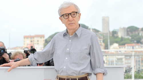 Woody Allen, Amazon Studios settle breach of contract lawsuit
