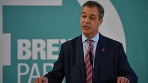 Nigel Farage said he did not want anti-Brexit parties to win the election