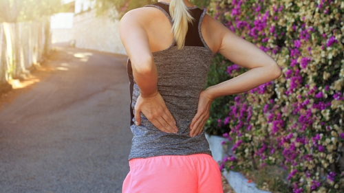 There are many kinds of back pain, and ways to treat it.