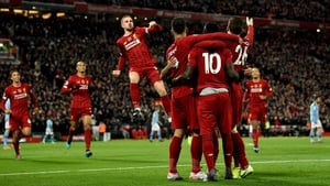 Liverpool came away with three big points on Sunday