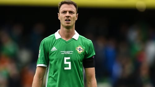 """Jonny Evans: """"What the IFA have done over the last few years has been first class and I'm sure they'll pick the right man."""""""